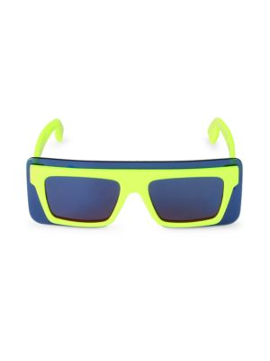 53MM Plastic Sheild Sunglasses