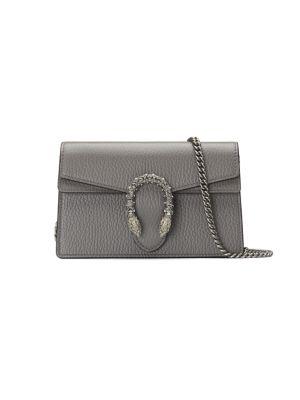 Super Mini Dionysus Leather Bag