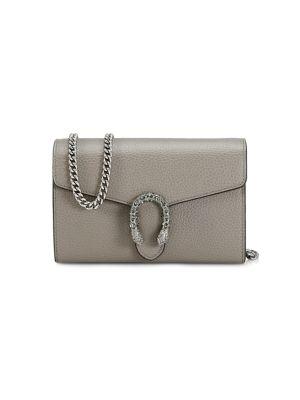 Mini Dionysus Leather Chain Bag