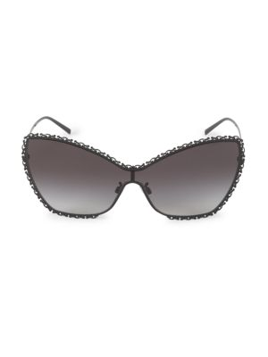 145MM Barocco Butterfly Sunglasses