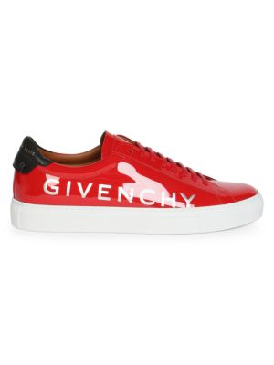 Urban Street Patent Leather Sneakers