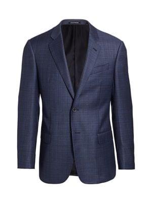 Super 130 Virgin Wool Sports Coat