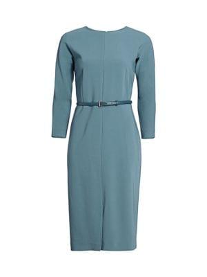 Liriche Belted Sheath Dress