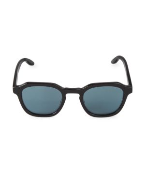Tucker 49MM Round Sunglasses