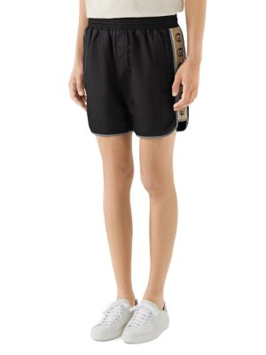 Waterproof Nylon Swim Shorts