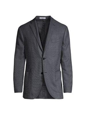 Crepe Wool Sportcoat