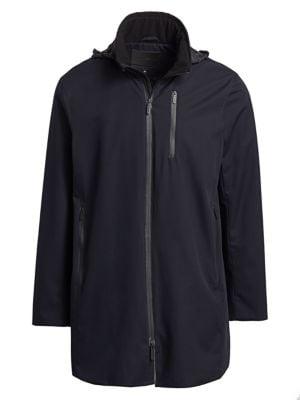 Matrix Zip-Out Hood Jacket