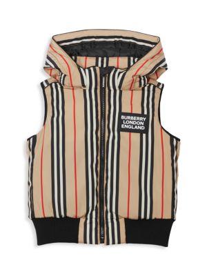 Little Kid's & Kid's Leroy Puffer Vest