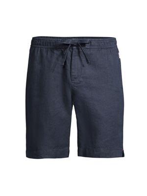 Harton Linen Shorts