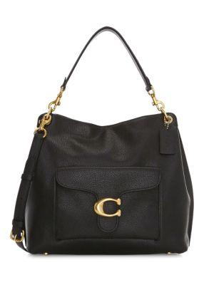 Tabby Leather Hobo Bag