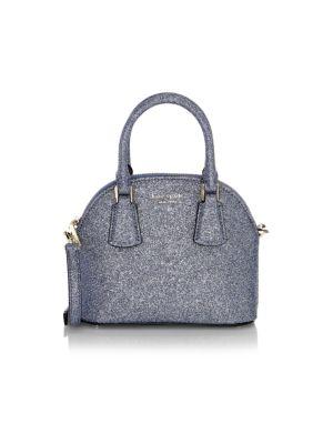 Sylvia Glitter Dome Mini Bag