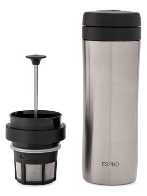 P1 Travel Press Coffee Maker