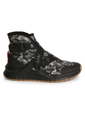 B-Troop High-Top Sneakers