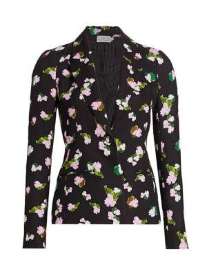 Waverly Floral Blazer