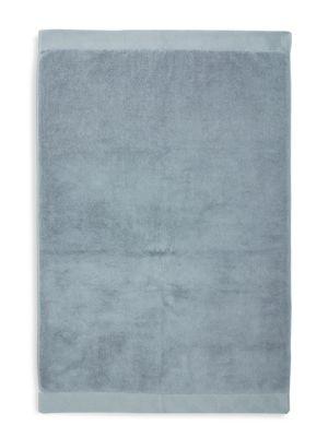 Diamond Border Egyptian Cotton Bathmat