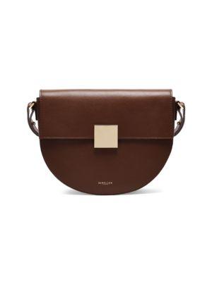 Oslo Leather Crossbody Bag