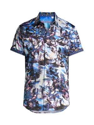 Point Break Classic-Fit Shirt