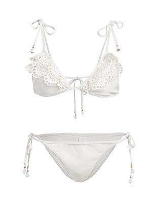 Kirra Frill 2-Piece Bikini