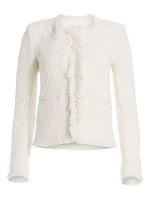 Aley Light Tweed Jacket