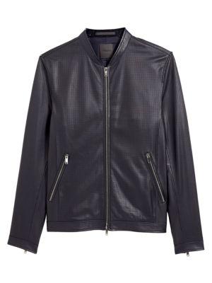Morrison Benji Lamb Leather Jacket