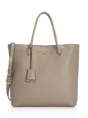 Daino Leather Shopper