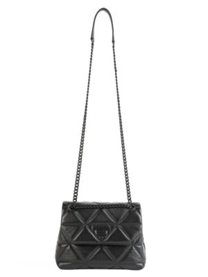 Small Spectrum Quilted Leather Shoulder Bag