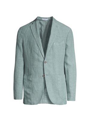 Linen Patch Pocket Sportcoat