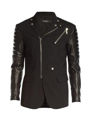 Navetta Stretch Wool Jacket