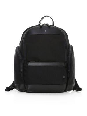 My Montblanc Nightflight Backpack