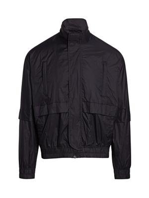Nylon Travel Jacket