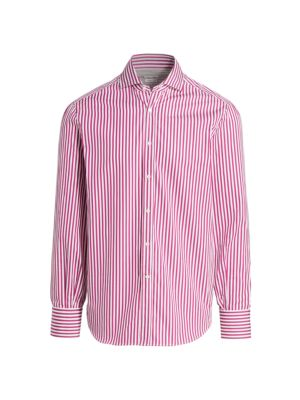 Bengal Striped Sport Shirt
