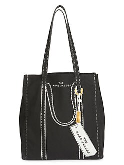 Marc Jacobs The Tag Canvas Tote