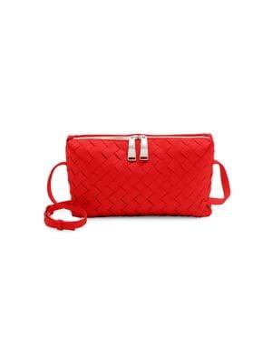 Mini Nodini Leather Crossbody Bag