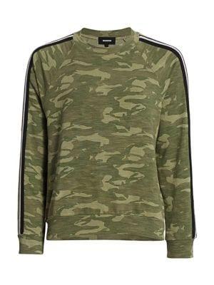 Camouflage Raglan