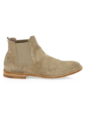 Steple Suede Chelsea Boots
