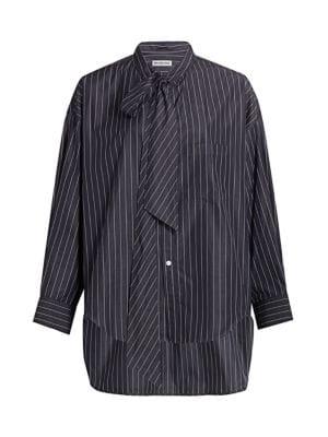 Striped Swing Shirt
