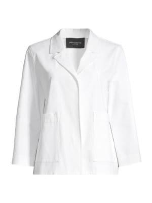 Layken Notch Lapel Jacket