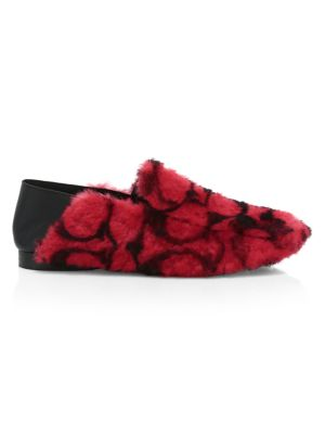 Holly Signature Shearling Loafers