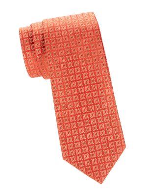 Arabesque Silk Tie