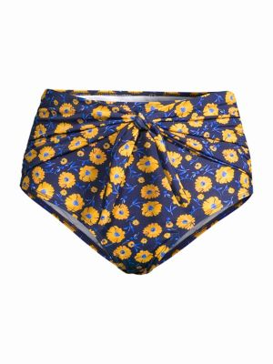 Daisy Daydream High-Waist Bikini Bottoms