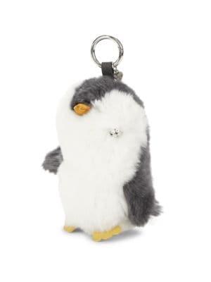Penguin Fur Keychain
