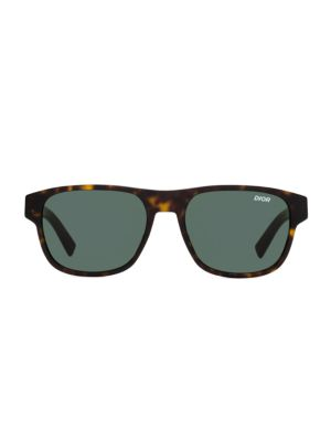 DiorFlag2 54MM Square Sunglasses