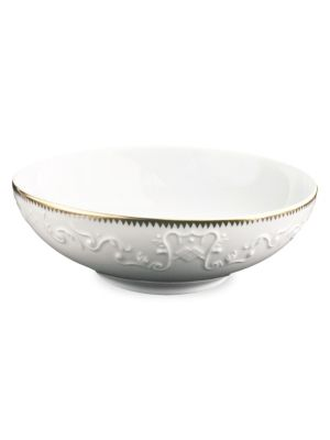 Simply Anna Porcelain Cereal Bowl