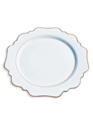 Simply Anna Antique Porcelain Bread & Butter Plate