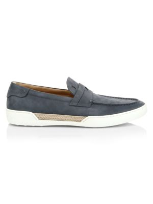 Mocassino Slip-On Leather Loafers