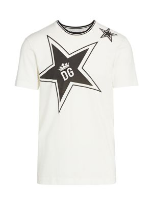 Large Logo Star Graphic Tee