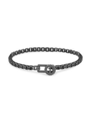 Link Sterling Silver Bracelet