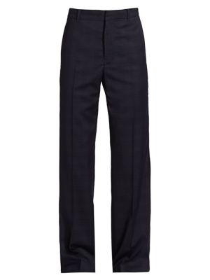 Tailored Virgin Wool Pants