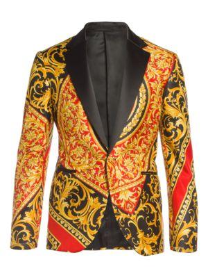 Silk Dinner Jacket