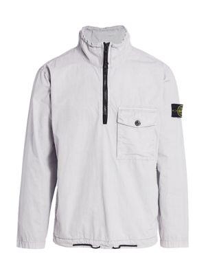 Cargo Pullover Jacket